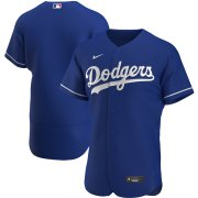 Wholesale Cheap Los Angeles Dodgers Men's Nike Royal Alternate 2020 Authentic Official Team MLB Jersey