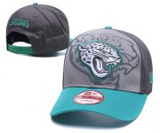 Wholesale Cheap NFL Jacksonville Jaguars Stitched Snapback Hats 034