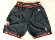 Wholesale Cheap Philadelphia 76ers Black Short