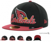 Wholesale Cheap Arizona Cardinals fitted hats 11