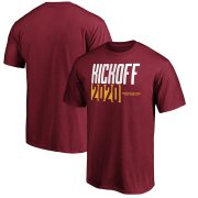 Wholesale Cheap Washington Redskins Football Team Fanatics Branded Kickoff 2020 T-Shirt Burgundy