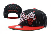 Wholesale Cheap NBA Chicago Bulls Snapback Ajustable Cap Hat YD 03-13_02