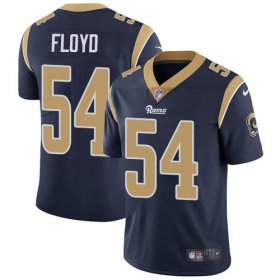 Wholesale Cheap Nike Rams #54 Leonard Floyd Navy Blue Team Color Youth Stitched NFL Vapor Untouchable Limited Jersey