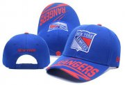 Wholesale Cheap NHL New York Rangers Stitched Snapback Hats 002