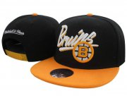 Wholesale Cheap NHL Boston Bruins hats 22