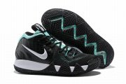 Wholesale Cheap Nike Kyire 4 Black Light Green