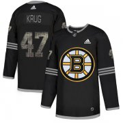 Wholesale Cheap Adidas Bruins #47 Torey Krug Black Authentic Classic Stitched NHL Jersey