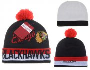 Wholesale Cheap Chicago Blackhawks Beanies YD003