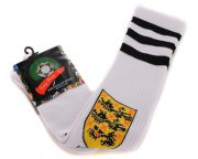 Wholesale Cheap England Soccer Football Sock White
