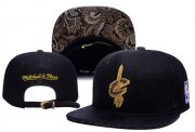 Wholesale Cheap NBA Cleveland Cavaliers Snapback Ajustable Cap Hat YD 03-13_42