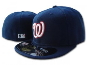 Wholesale Cheap Washington Nationals fitted hats 06