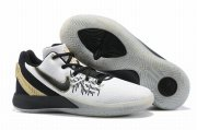 Wholesale Cheap Nike Kyire 2 White Black Gold