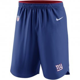 Wholesale Cheap New York Giants Nike Sideline Vapor Performance Shorts Royal