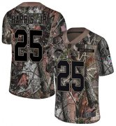 Wholesale Cheap Nike Chargers #25 Chris Harris Jr Camo Youth Stitched NFL Limited Rush Realtree Jersey