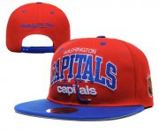 Wholesale Cheap Washington Capitals Snapbacks YD002