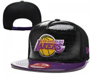 Wholesale Cheap NBA Los Angeles Lakers Snapback Ajustable Cap Hat XDF 019