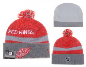 Wholesale Cheap Detroit Red Wings Beanies YD002
