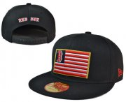 Wholesale Cheap MLB Boston Red Sox Marvel Adjustable Snapback LH ID-W2343