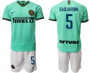 Wholesale Cheap Inter Milan #5 Gagliardini Away Soccer Club Jersey