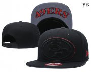Wholesale Cheap San Francisco 49ers YS Hat 3