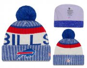 Wholesale Cheap NFL Buffalo Bills Logo Stitched Knit Beanies 004
