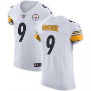 Wholesale Cheap Nike Steelers #9 Chris Boswell White Men's Stitched NFL Vapor Untouchable Elite Jersey