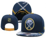 Wholesale Cheap Buffalo Sabres Snapback Ajustable Cap Hat YD