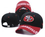 Wholesale Cheap San Francisco 49ers Snapback Ajustable Cap Hat TX