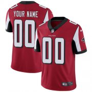 Wholesale Cheap Nike Atlanta Falcons Customized Red Team Color Stitched Vapor Untouchable Limited Men's NFL Jersey