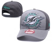 Wholesale Cheap NFL Miami Dolphins Stitched Snapback Hats 072