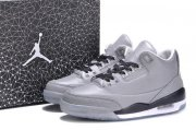 Wholesale Cheap Womens Jordan 3LAB5 GS Shoes silver/black