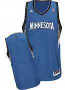 Wholesale Cheap Minnesota Timberwolves Blank Blue Swingman Jersey