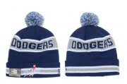 Wholesale Cheap Los Angeles Dodgers Beanies YD002