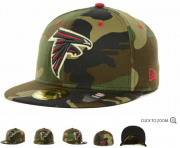 Wholesale Cheap Atlanta Falcons fitted hats 11