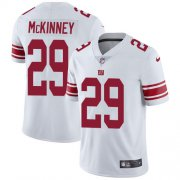 Wholesale Cheap Nike Giants #29 Xavier McKinney White Youth Stitched NFL Vapor Untouchable Limited Jersey