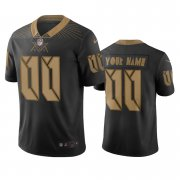 Wholesale Cheap Washington Redskins Custom Black Vapor Limited City Edition NFL Jersey