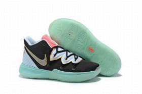 Wholesale Cheap Nike Kyire 5 Black Light Blue