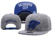 Wholesale Cheap NBA Oklahoma City Thunder Snapback Ajustable Cap Hat XDF 004