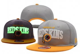 Wholesale Cheap Washington Redskins Snapbacks YD022
