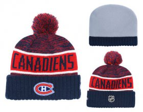 Wholesale Cheap NHL MONTREAL CANADIENS Beanies 1