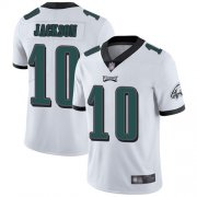 Wholesale Cheap Nike Eagles #10 DeSean Jackson White Men's Stitched NFL Vapor Untouchable Limited Jersey