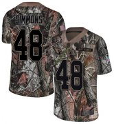 Wholesale Cheap Nike Cardinals #48 Isaiah Simmons Camo Youth Stitched NFL Limited Rush Realtree Jersey