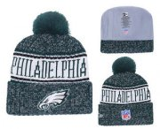 Wholesale Cheap Philadelphia Eagles Beanies Hat YD 18-09-19-02