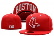 Wholesale Cheap Boston Red Sox fitted hats 12