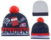 Wholesale Cheap Montreal Canadiens Beanies YD001