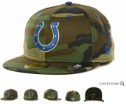 Wholesale Cheap Indianapolis Colts fitted hats 07