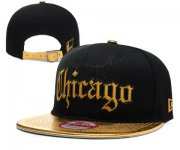 Wholesale Cheap NBA Chicago Bulls Snapback Ajustable Cap Hat YD 03-13_62