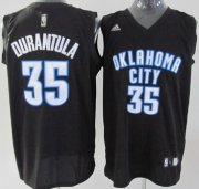 Wholesale Cheap Oklahoma City Thunder #35 Durantula Black Fashion Jersey