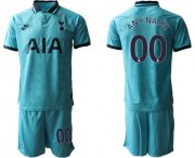 Wholesale Cheap Tottenham Hotspur Personalized Third Soccer Club Jersey