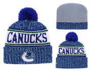 Wholesale Cheap Vancouver Canucks Beanies 1